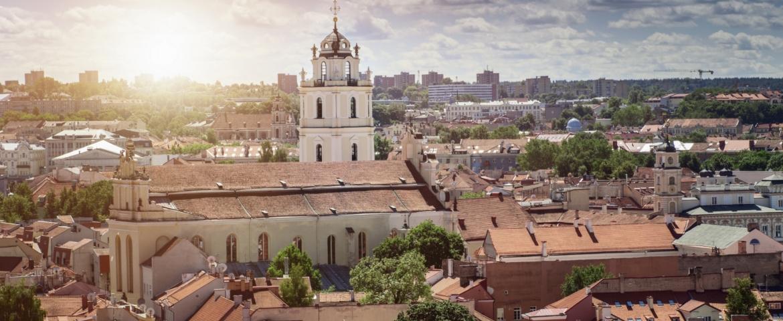 Таллин - Рига - Юрмала - Вильнюс