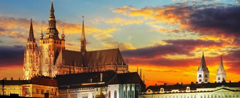 Варшава - Прага - Дрезден