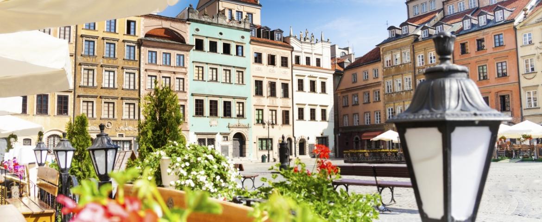 Люблин - Варшава